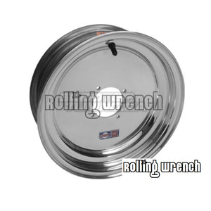 Ruckus solid 12 inch front wheel