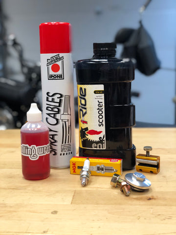 GY6 Tune up kit (preventive maintenance package)