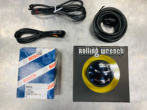 Rolling Wrench Wide band O2 sensor tuning kit