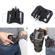 Load image into Gallery viewer, Professional Camera Belt Holster - FREE OFFER