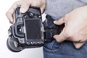 Professional Camera Belt Holster - FREE OFFER