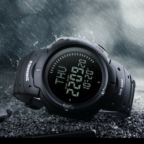 THE SURVIVALIST WATCH