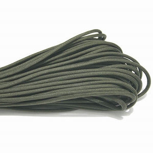 550 Mil Spec Type III Parachute Paracord 100FT