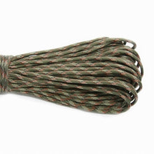 Load image into Gallery viewer, 550 Mil Spec Type III Parachute Paracord 100FT