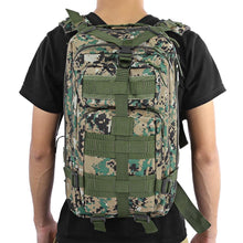 Load image into Gallery viewer, Outdoor Military Style Tactical Backpack