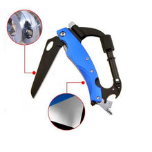 Load image into Gallery viewer, 7 IN 1 MULTI-FUNCTION EDC CARABINER TOOL 2.0