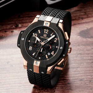Gold Ambossador Watch