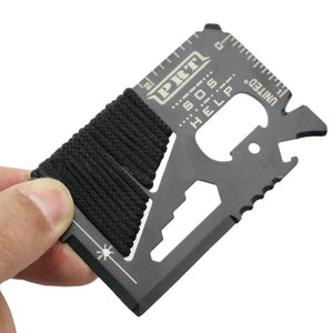 14 IN 1 SURVIVAL TOOL