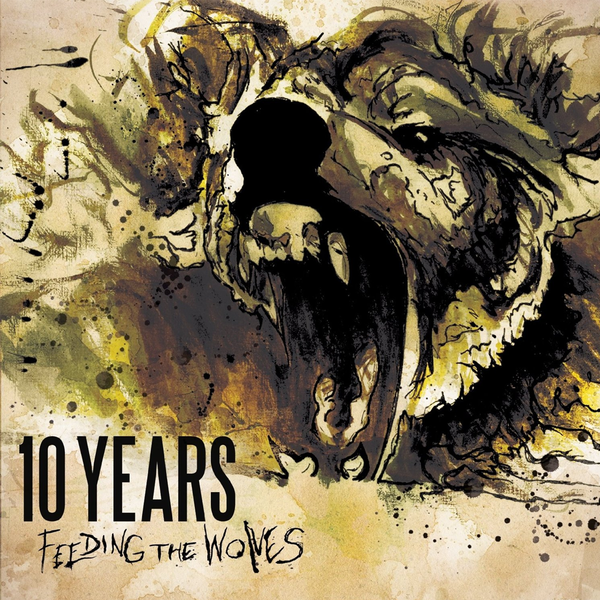 Feeding The Wolves CD