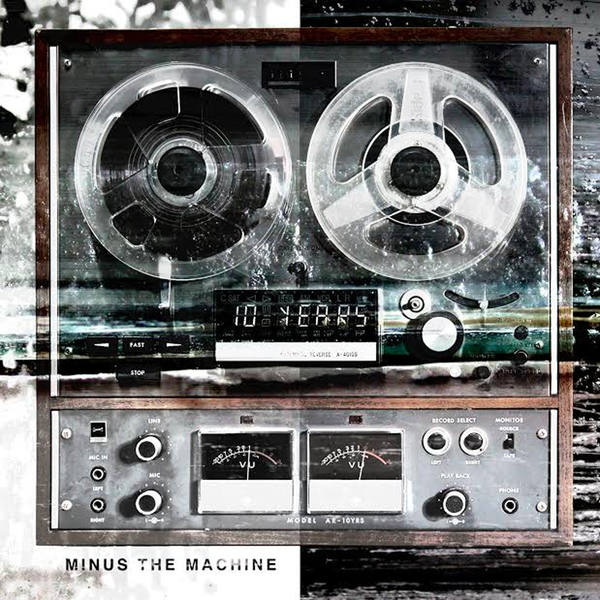 Minus The Machine CD