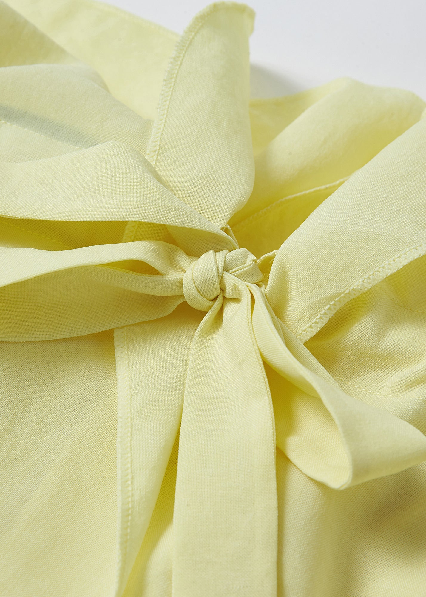 Villea Dress in lemon