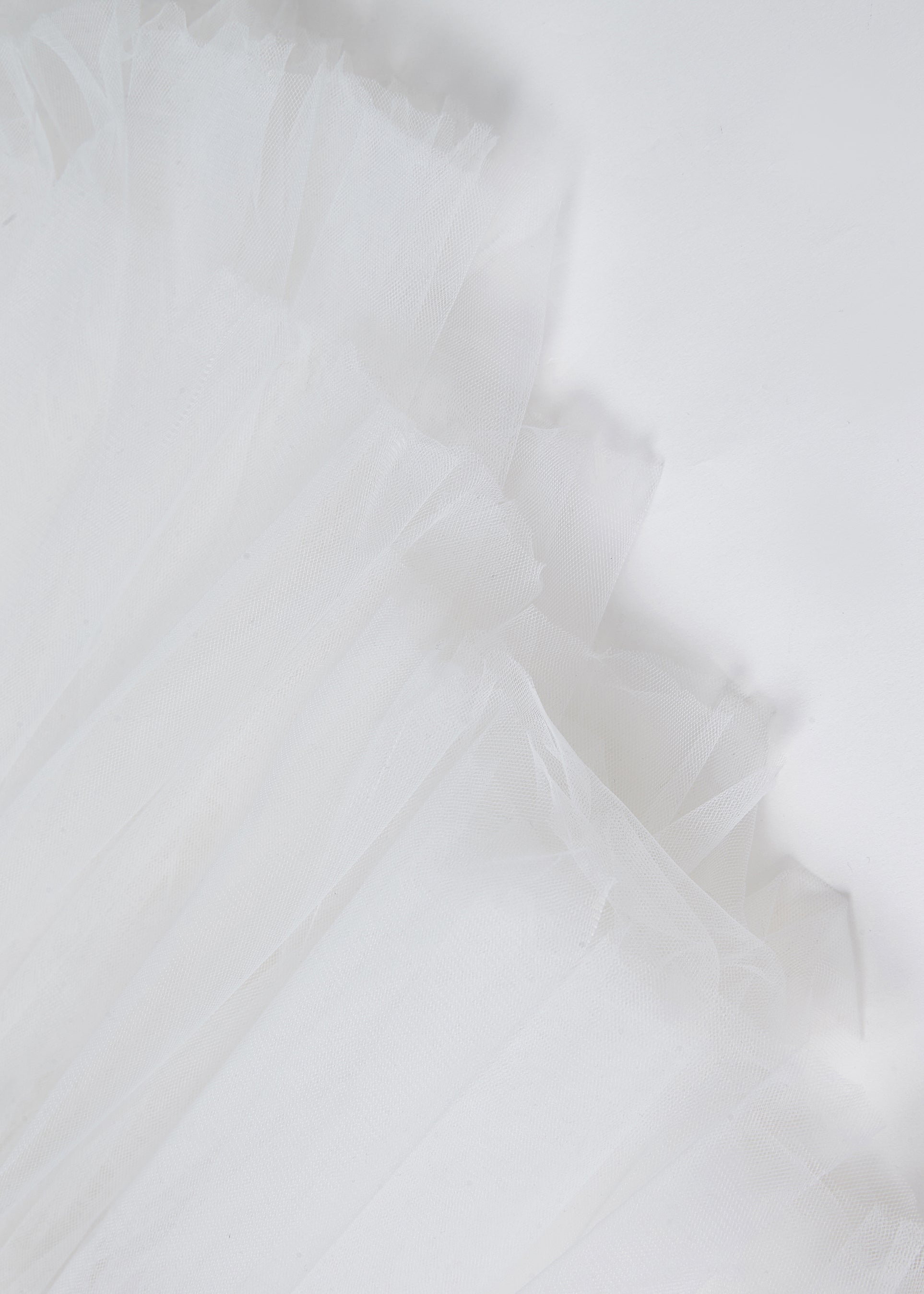 Bloom Tulle Wrap