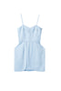Tulipa Dress in baby blue
