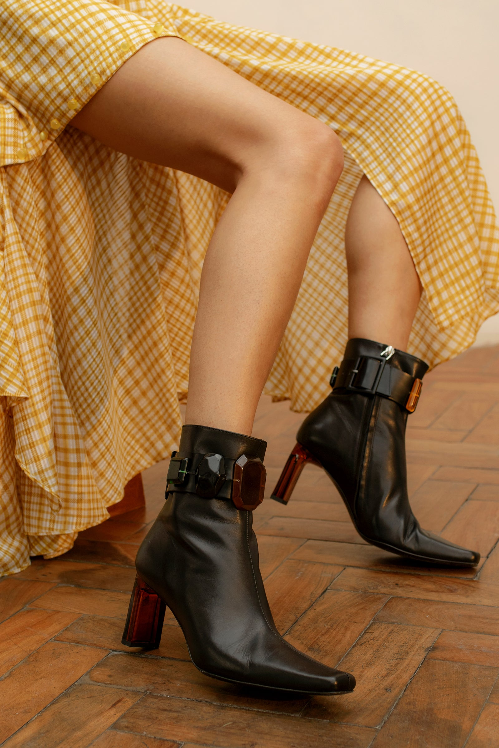 Lynette Ankle Boots