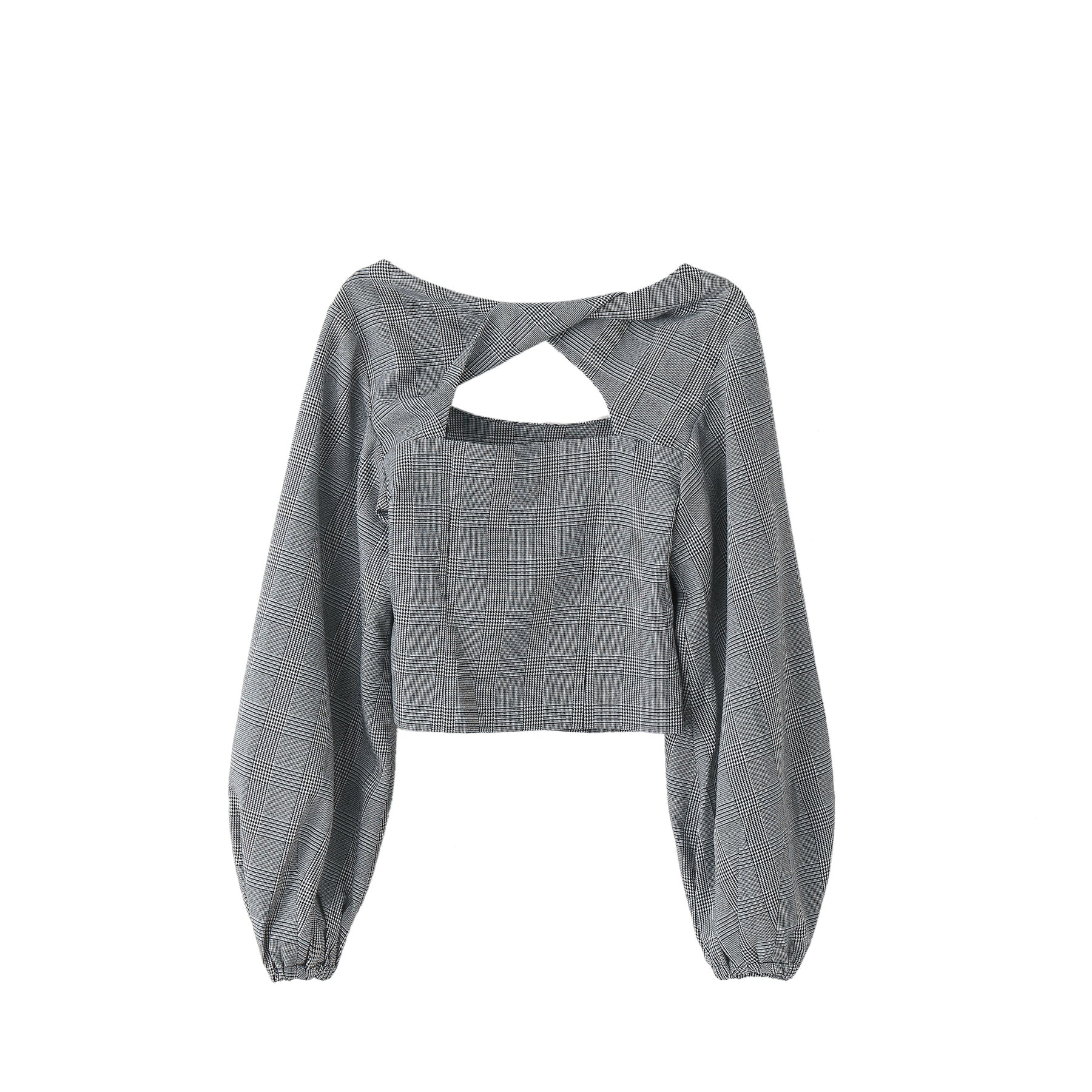 Mona Square Neck Top