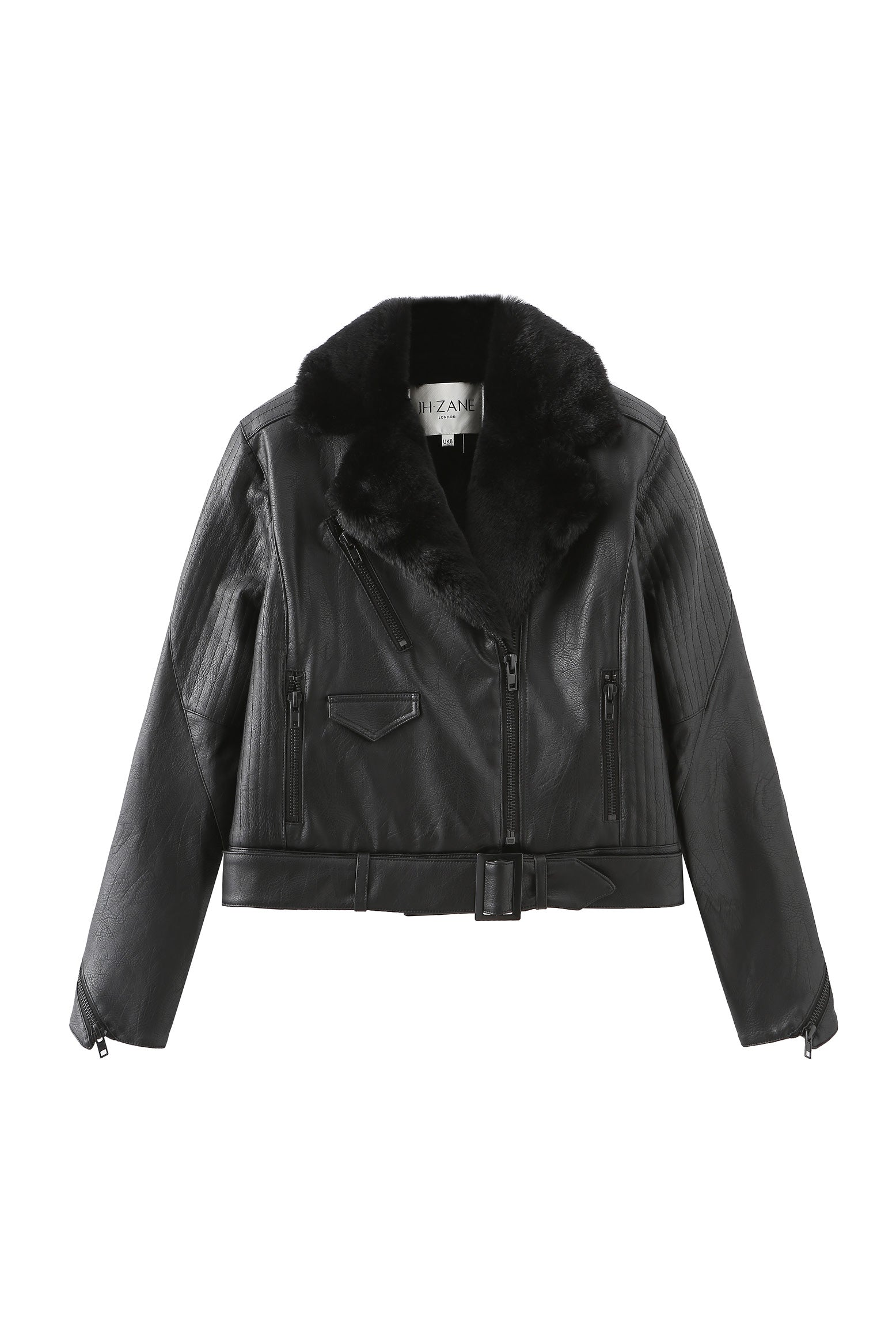 Jagger Leather-free Biker Jacket
