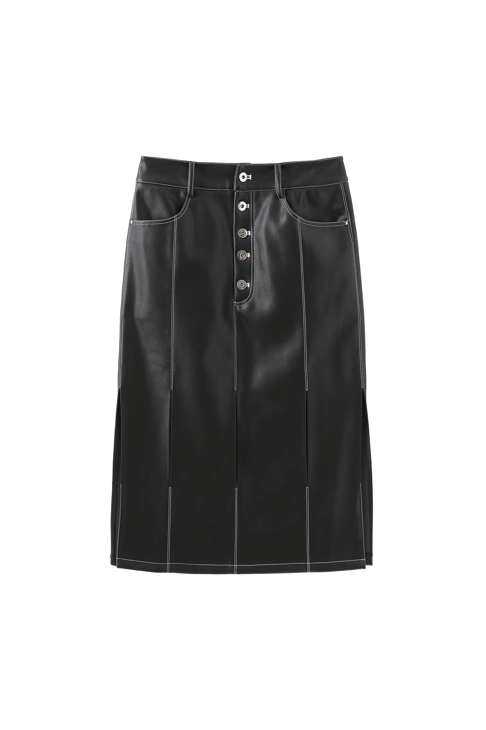 Jagger Leather-free skirt
