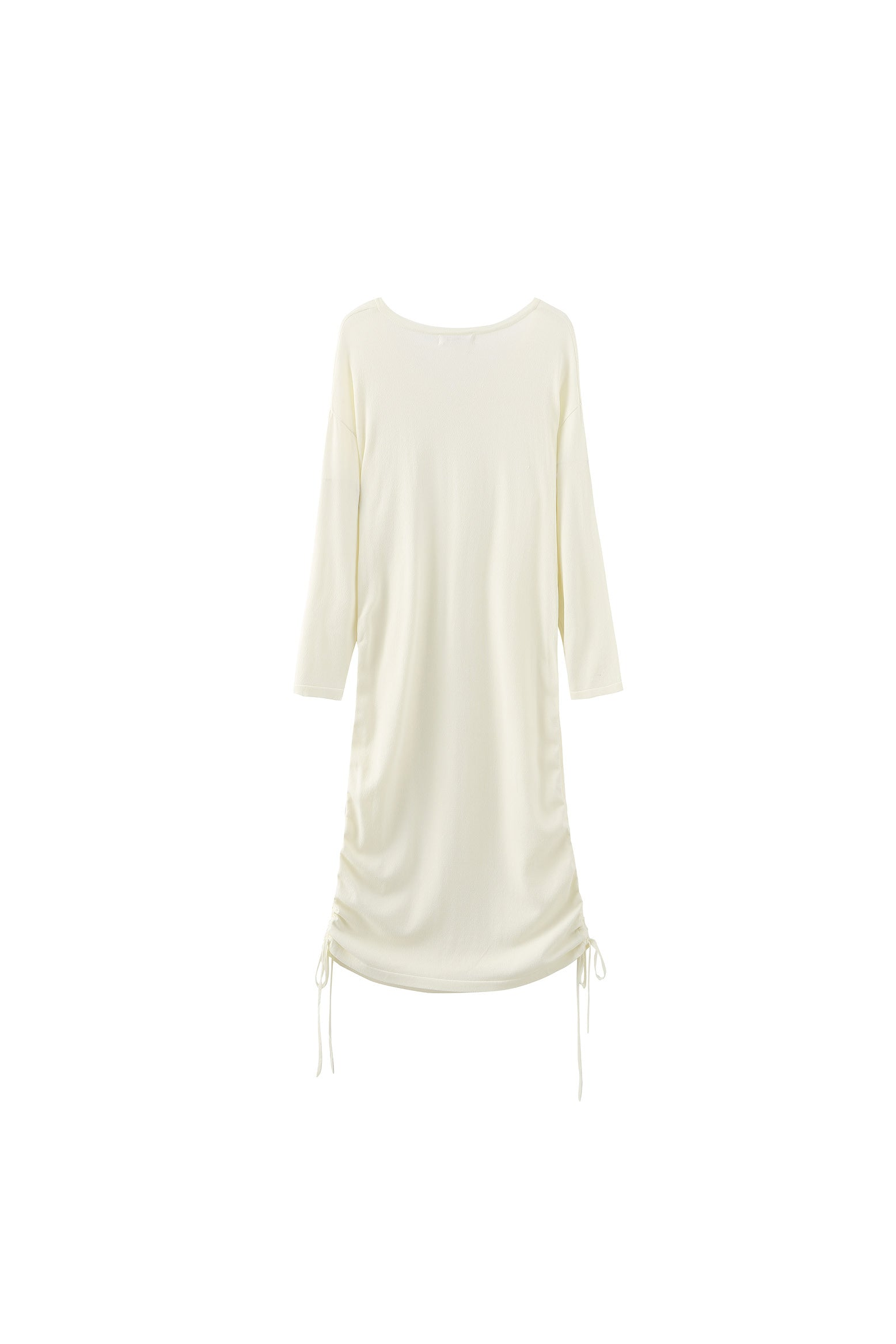 Liza Knit Dress in Ivory