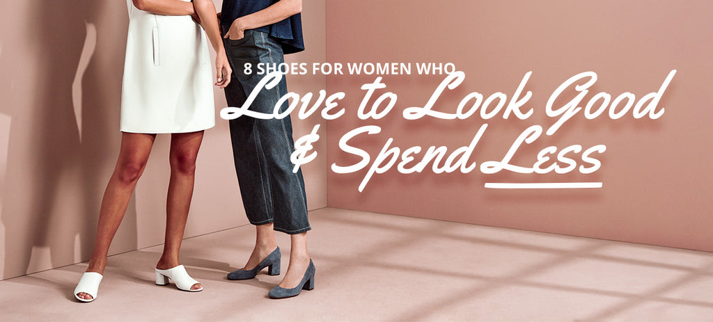8 Shoes for Women Who Love to Look Good