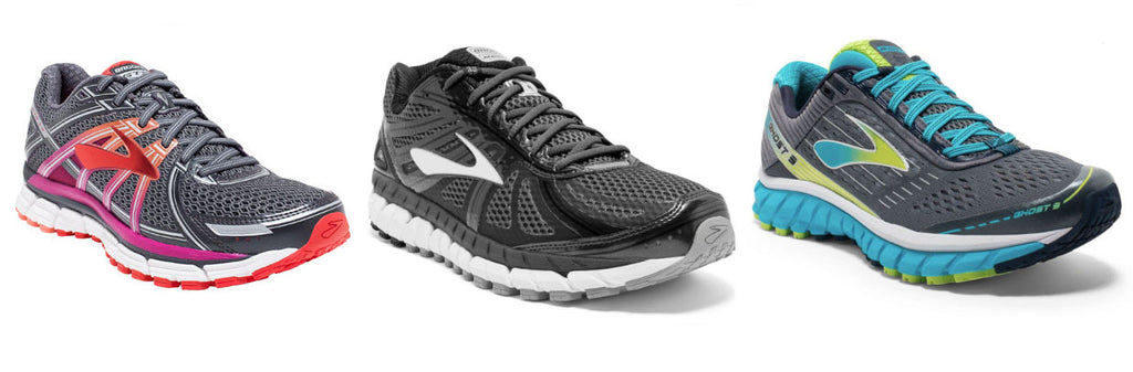 type of shoes for running