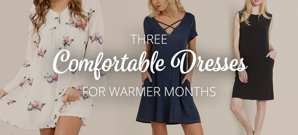banner for warm dresses