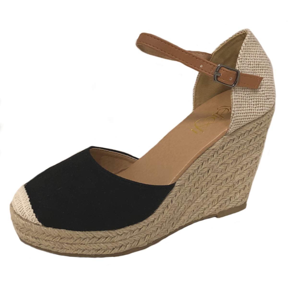 Refresh Women's Sandra-01 Wedge Sandal