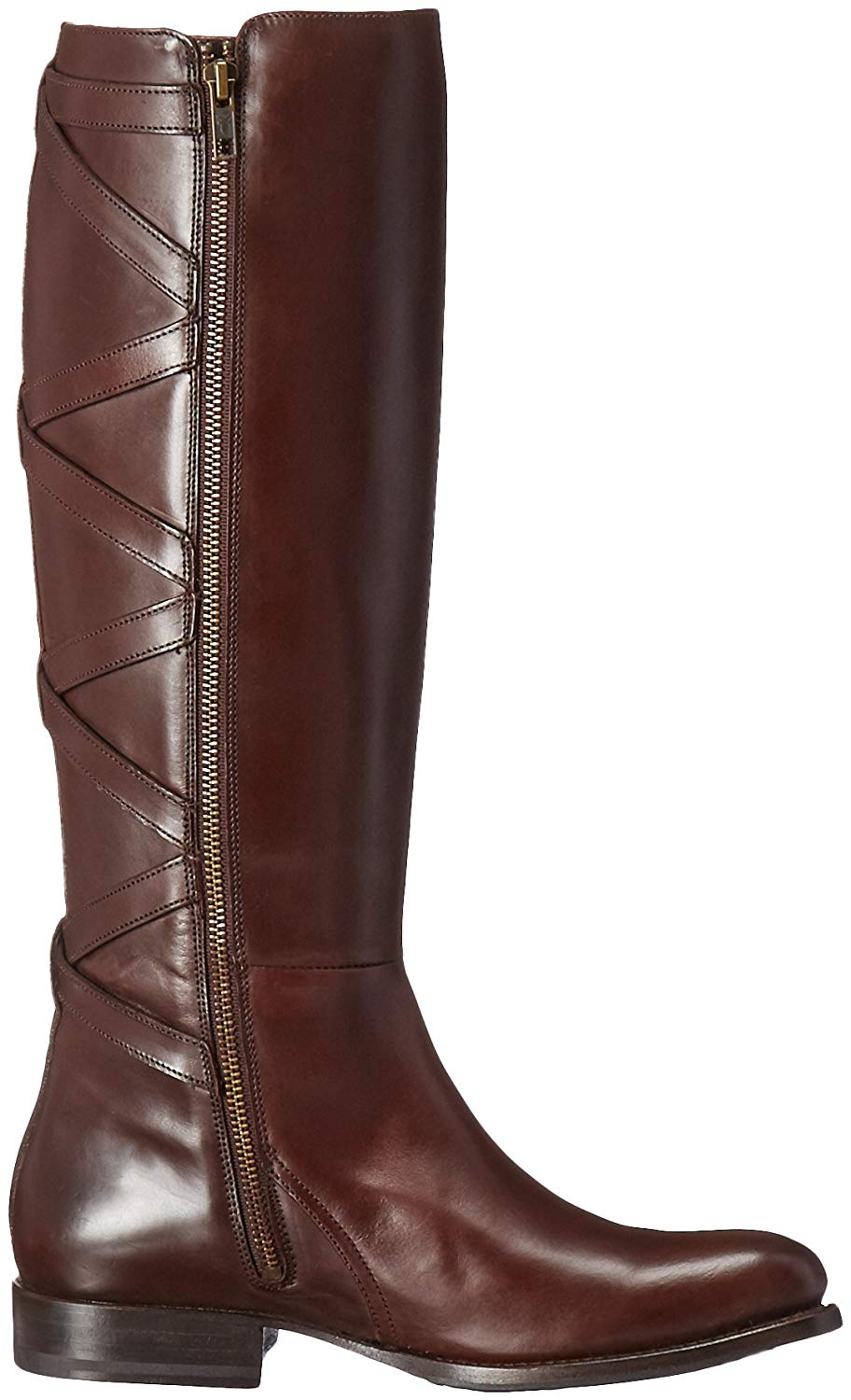 FRYE Women's Jordan Strappy Tall Riding Boot