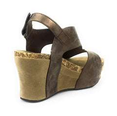 Pierre Dumas Women's Hester-6 Wedge Sandal