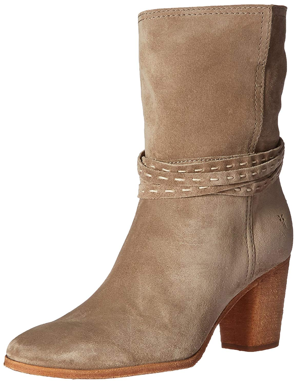 FRYE Women's Naomi Pickstitch Mid Boot
