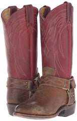 FRYE Women's Billy Harness-SFGSPU Western Boot