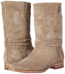 FRYE Women's Cara Pickstitch Mid Boot