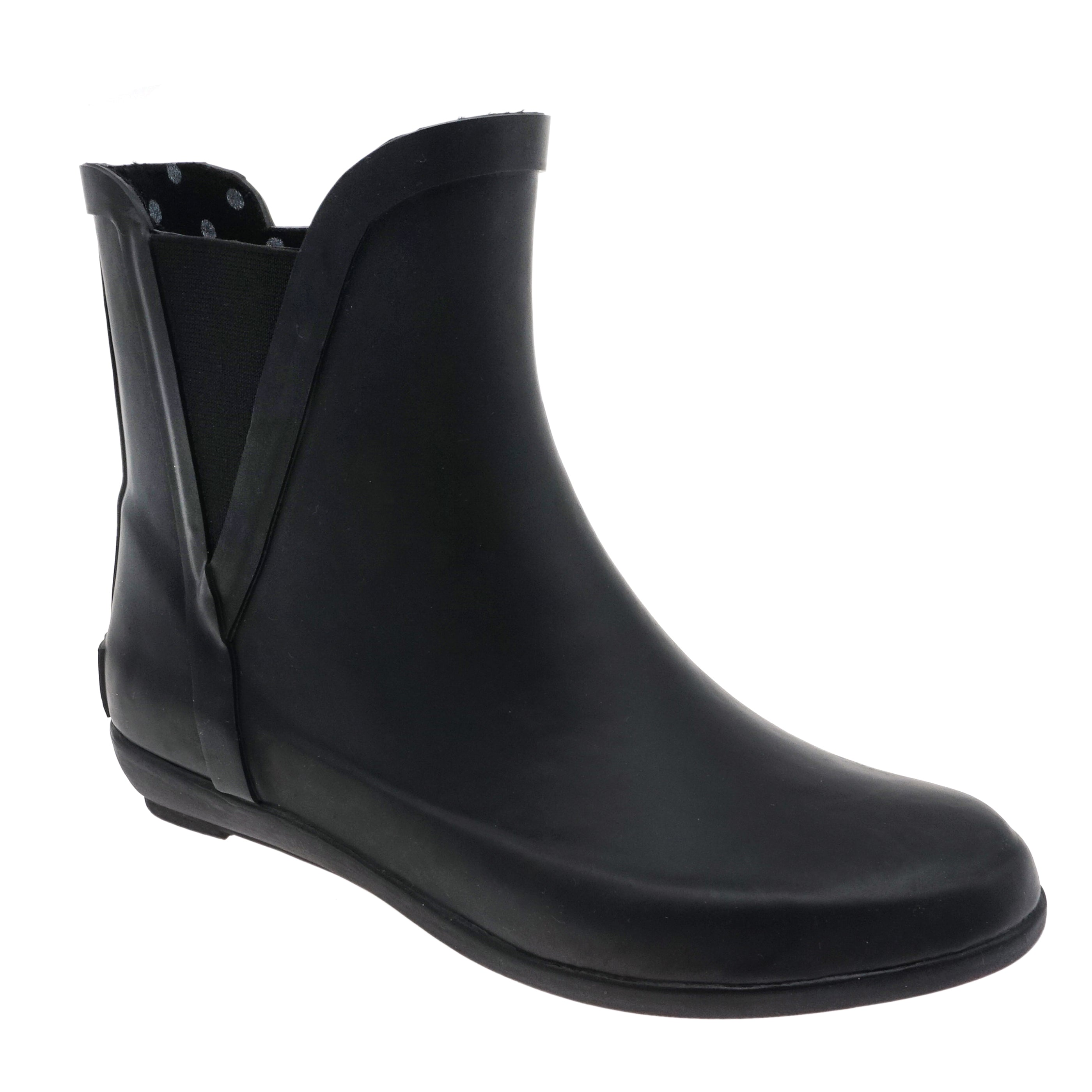 OUTWOODS Women's Sammie Waterproof Chelsea Rain Boot