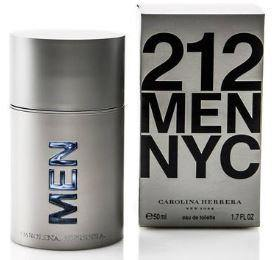 212 MEN NYC by Carolina Herrera EDT 1.7 OZ SP MEN - SouthBeachPerfumes