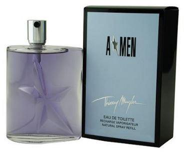 A-MEN by Thierry Mugler EDT 1 OZ SP MEN RECHARGE - SouthBeachPerfumes