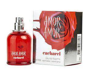 AMOR AMOR by Cacharel EDT 1 OZ SP LADIES - South Beach Perfumes