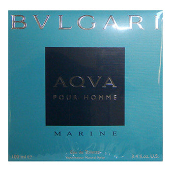 Bvlgari Aqua Marine by Bvlgari EDT 3.4 OZ SP MEN - South Beach Perfumes