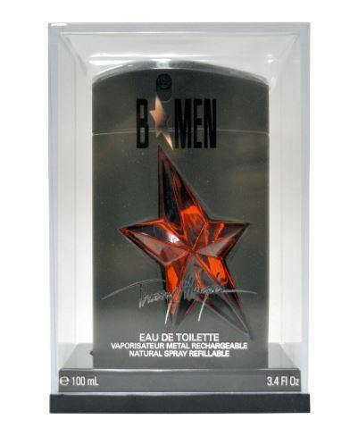 B-MEN (METAL RECHARGEABLE) - South Beach Perfumes