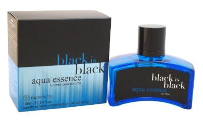 Black is Black Aqua Essence - South Beach Perfumes
