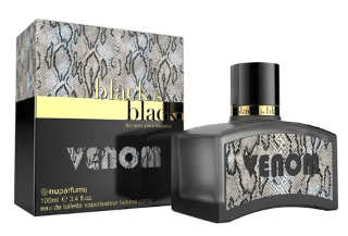 Black is Black Venom - South Beach Perfumes