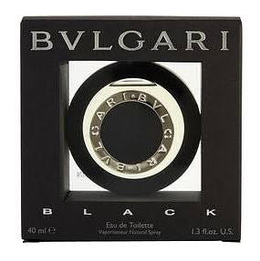 BVLGARY BLACK by Bvlgari EDT 1.3 SP UNISEX - South Beach Perfumes
