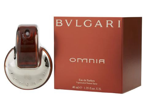 BVLGARI OMNIA by Bvlgari EDP 1.3 OZ SP Ladies - South Beach Perfumes