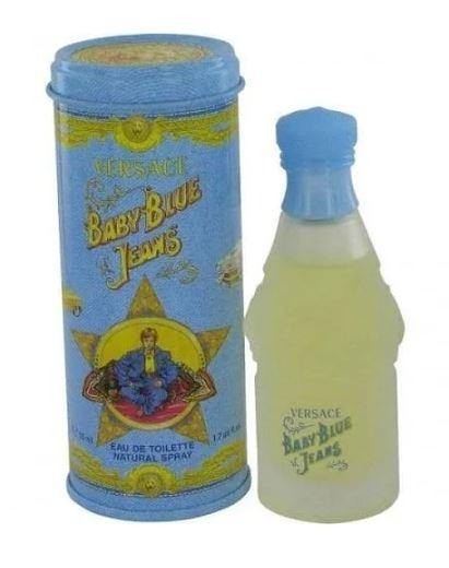 Baby Blue Jeans - South Beach Perfumes