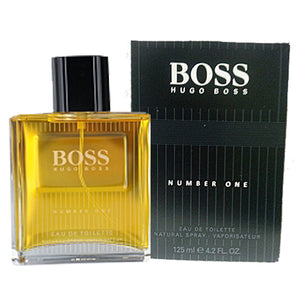 Boss by Hugo Boss EDT 4.2 OZ SP Men - SouthBeachPerfumes