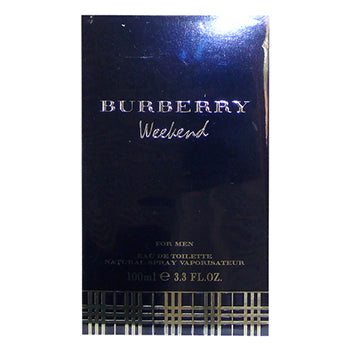 BURBERRY WEEKEND by Burberry EDT 3.3 OZ SP Men - South Beach Perfumes