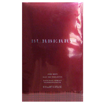 BURBERRY by Burberry EDT 3.3 OZ SP Men - South Beach Perfumes