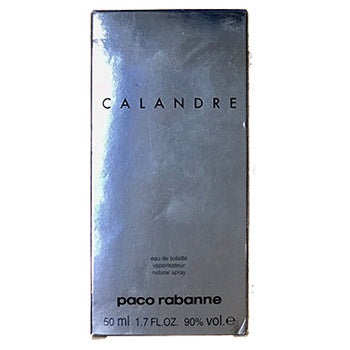 Calandre by Paco Rabanne EDT 1.7 OZ SP LADIES - South Beach Perfumes