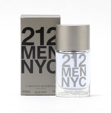 212 Men NYC - South Beach Perfumes