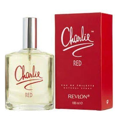 CHARLIE RED by Revlon EDT 3.4 OZ SP LADIES - SouthBeachPerfumes