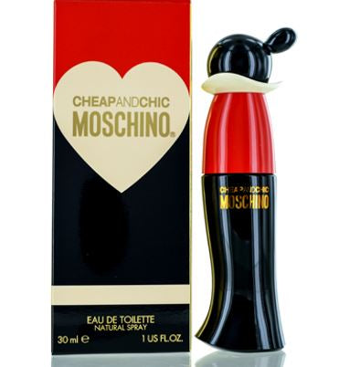 CHEAP AND CHIC by Moschino EDT 1 OZ SP LADIES - South Beach Perfumes