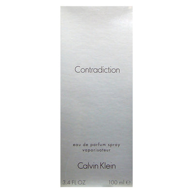 CONTRADICTION by Calvin Klein EDP 3.4 OZ SP Ladies - South Beach Perfumes